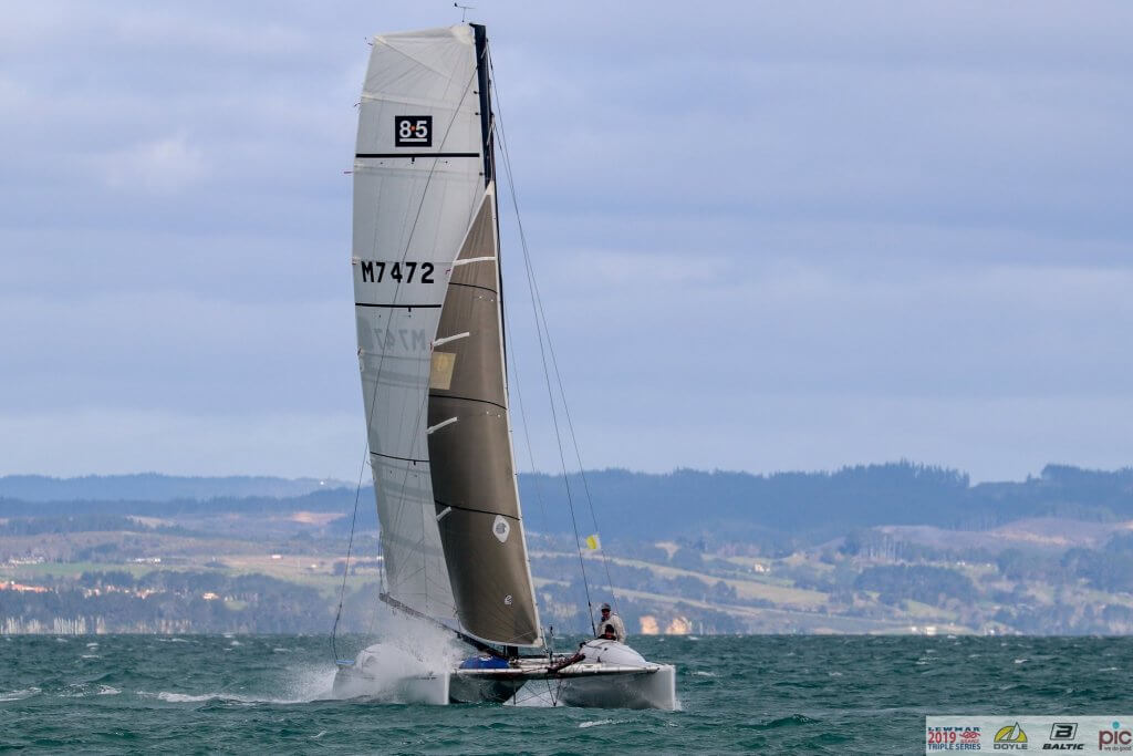 Whio racing in the 2019 SSANZ Triple Series