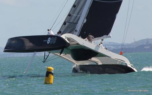 Triple 8 catamaran